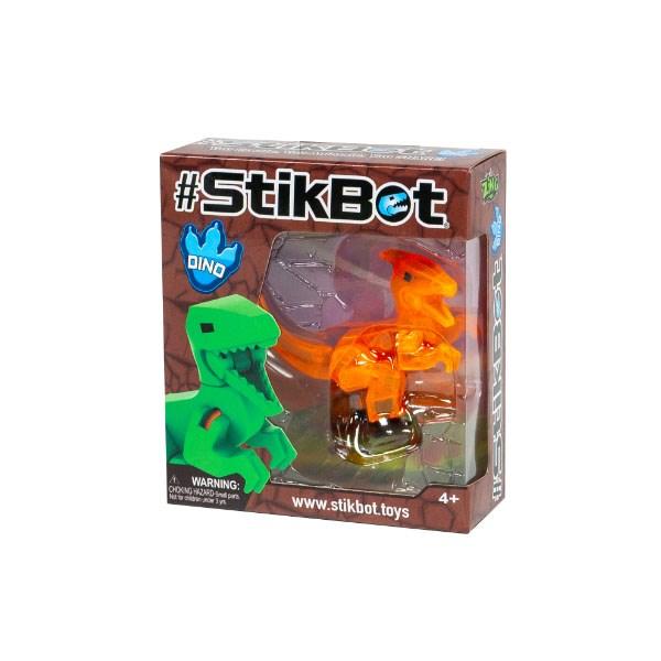 Игрушка Stikbot. Динозавр - фото 8046