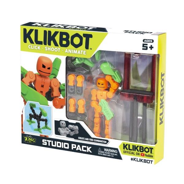 Игрушка набор Студия Klikbot - фото 8047