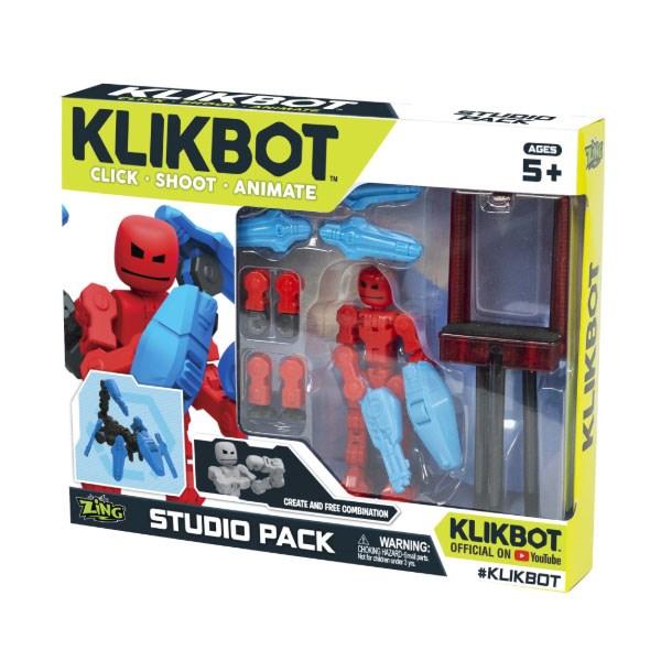 Игрушка набор Студия Klikbot - фото 8049