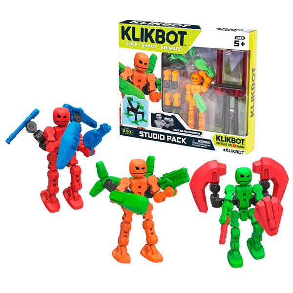 Игрушка набор Студия Klikbot - фото 8050