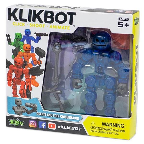Игрушка Фигурка Klikbot - фото 8051