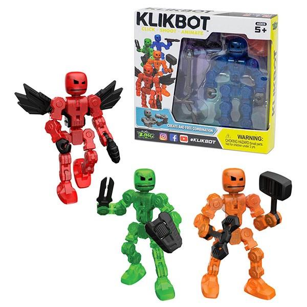 Игрушка Фигурка Klikbot - фото 8052