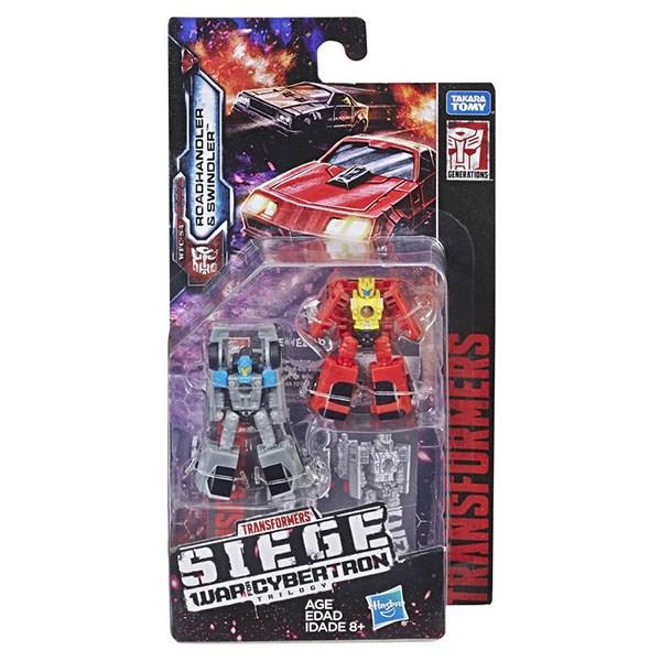Игрушка Hasbro Transformers игр.набор ТРАНСФОРМЕРЫ МИКРОМАСТЕРС - фото 8056