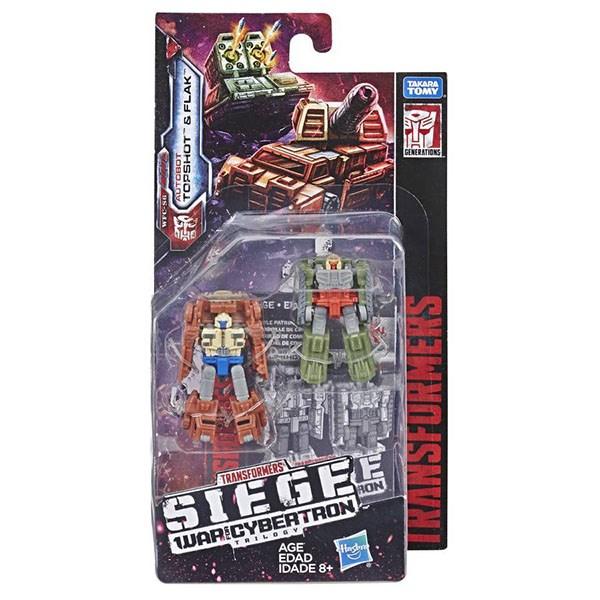 Игрушка Hasbro Transformers игр.набор ТРАНСФОРМЕРЫ МИКРОМАСТЕРС - фото 8058