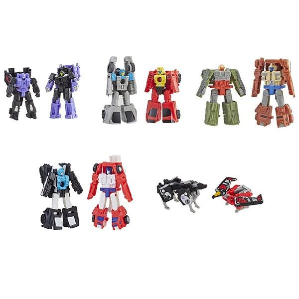 Игрушка Hasbro Transformers игр.набор ТРАНСФОРМЕРЫ МИКРОМАСТЕРС - фото 8061