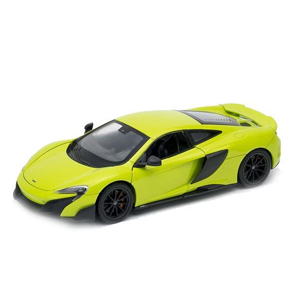 Игрушка модель машины 1:24 McLaren 675LT Coupe - фото 8066