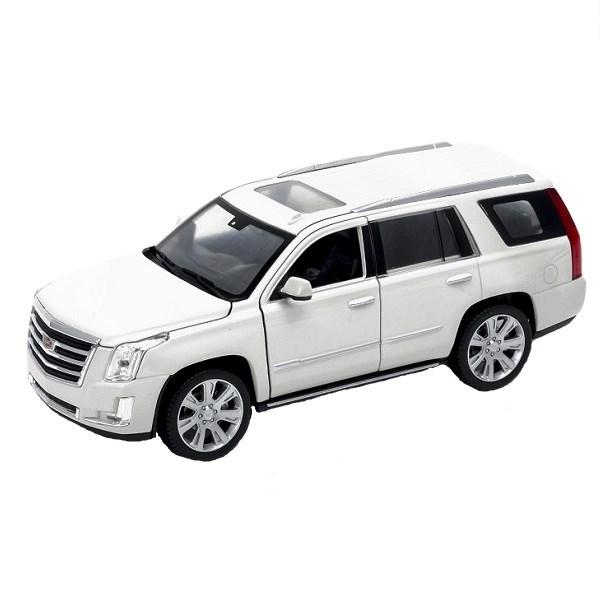 Игрушка модель машины 1:24 Cadillac Escalade - фото 8067