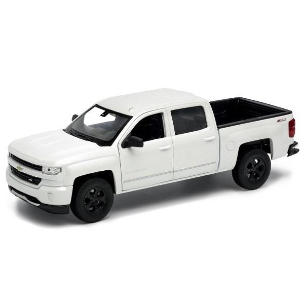 Игрушка модель машины 1:24 Chevrolet Silverado - фото 8068