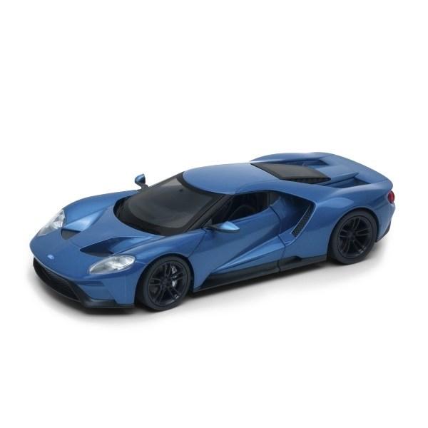 Игрушка модель машины 1:24 Ford GT - фото 8069