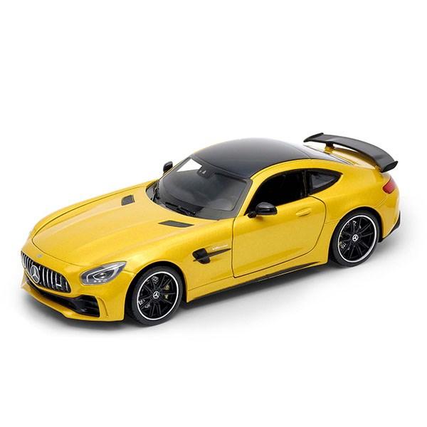 Игрушка модель машины 1:24 Mercedes-Benz AMG GT R - фото 8070