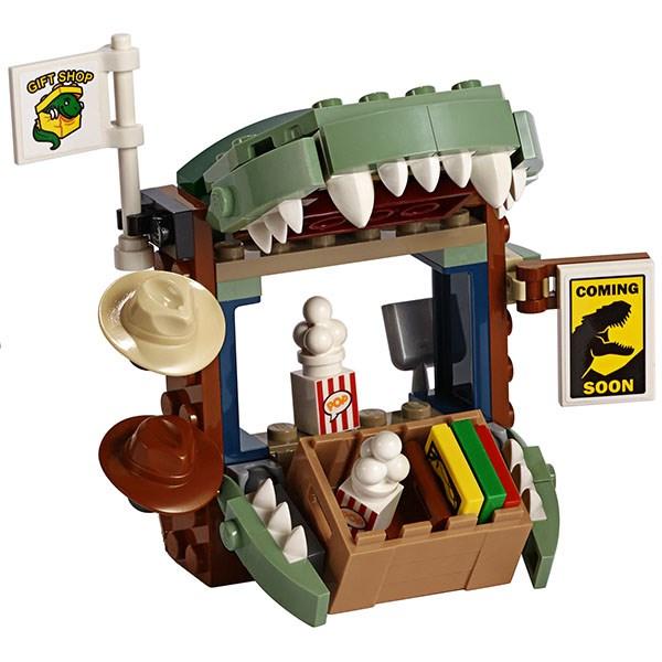 Игрушка Jurassic World Побег дилофозавра™ - фото 8077