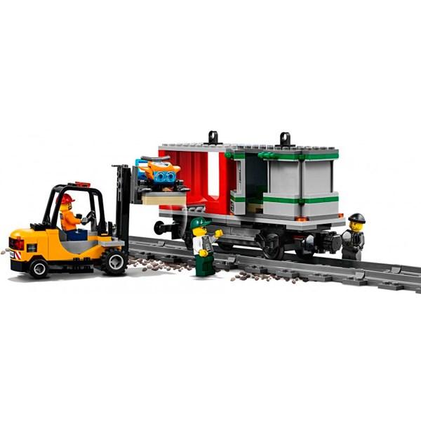 Игрушка Город Товарный поезд - фото 8094