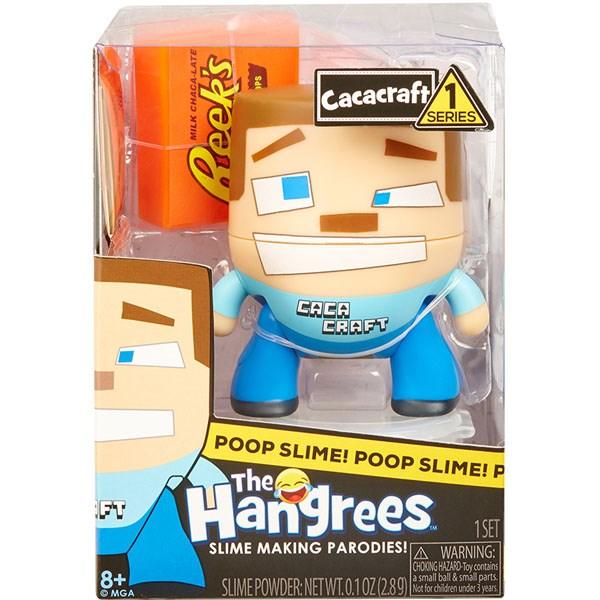 Игрушка The Hangrees Cacacraft - фото 8112