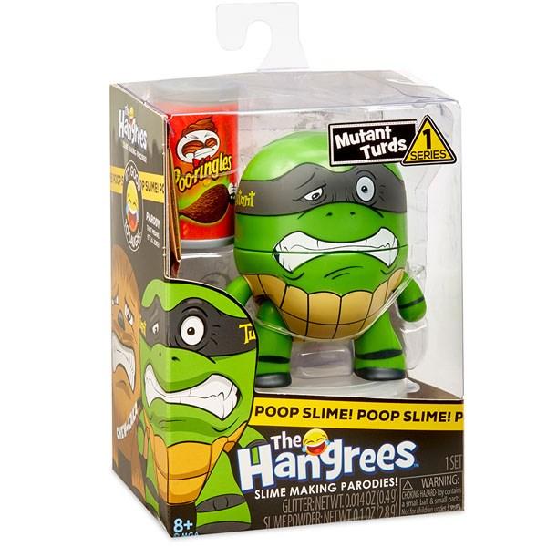 Игрушка The Hangrees Mutant Turds - фото 8118