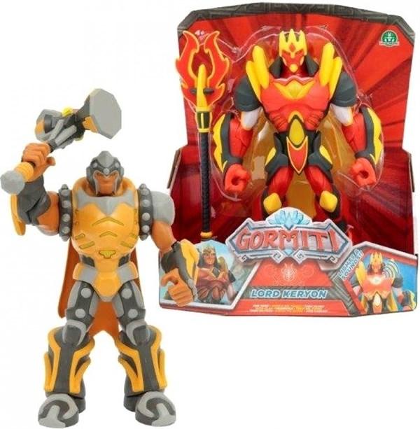 Фигура героя 25 см.в комплекте с аксессуарами, с подсветкой и звуком, (2 героя в ассорт). - фото 8125