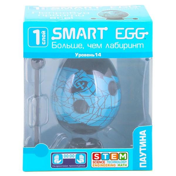Головоломка Smart Egg Паутина - фото 8128