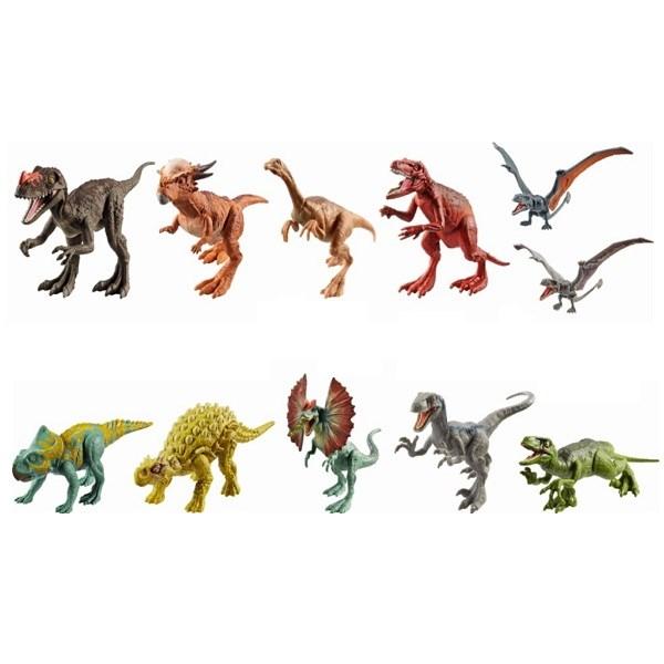 """Игрушка Jurassic World® Фигурки динозавров """"Атакующая стая"""" в ассорт. - фото 8133"""