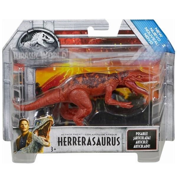 """Игрушка Jurassic World® Фигурки динозавров """"Атакующая стая"""" в ассорт. - фото 8134"""
