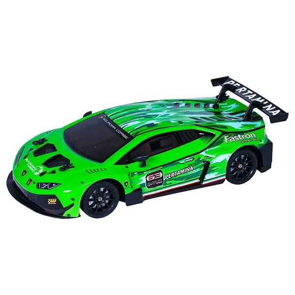 Wincars Lamborghini Huracan GT3 (лицензия), Р/У, масштаб 1:16, USB-зарядка - фото 8135