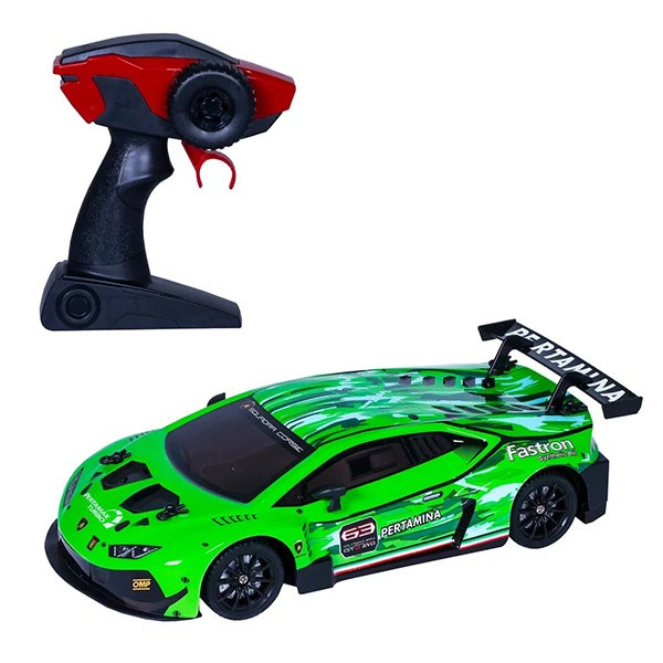Wincars Lamborghini Huracan GT3 (лицензия), Р/У, масштаб 1:16, USB-зарядка - фото 8137