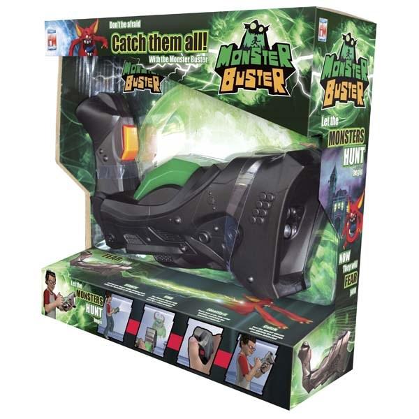 Игрушка Тир проекционный Бластер для охоты на монстров - фото 8155
