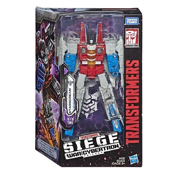 Игрушка Hasbro Transformers  ТРАНСФОРМЕР КЛАСС ВОЯДЖЕРЫ - Старскрим - фото 8157
