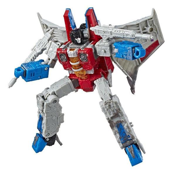 Игрушка Hasbro Transformers  ТРАНСФОРМЕР КЛАСС ВОЯДЖЕРЫ - Старскрим - фото 8159