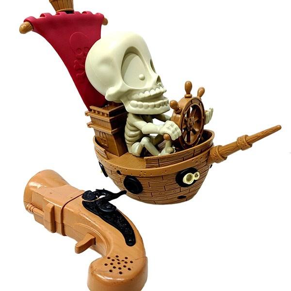 Игрушка Тир проекционный Джонни Пират с 1 бластером - фото 8169