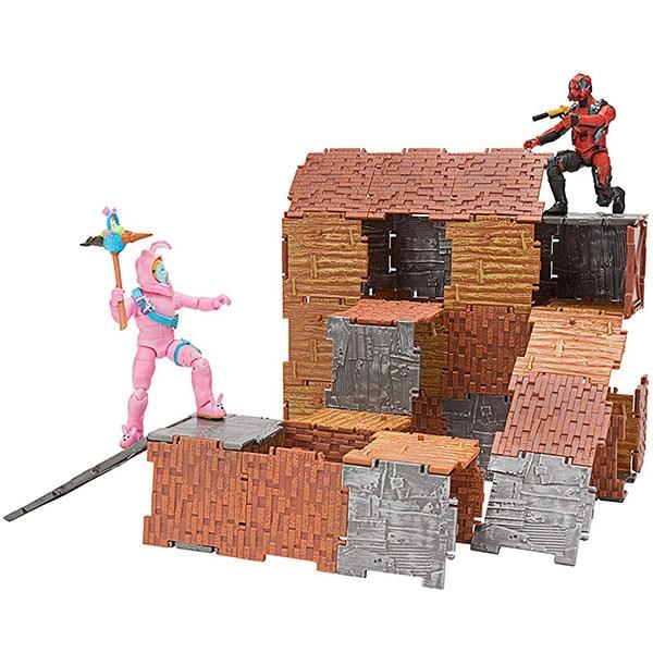 Игрушка Fortnite - фигурки героев 2 шт. с аксессуарами (Rabbit Raider & Vertex) - фото 8176
