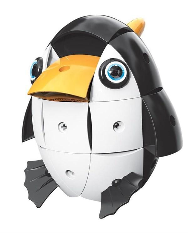 Конструктор детский магнитный Animag Пингвин - фото 8179