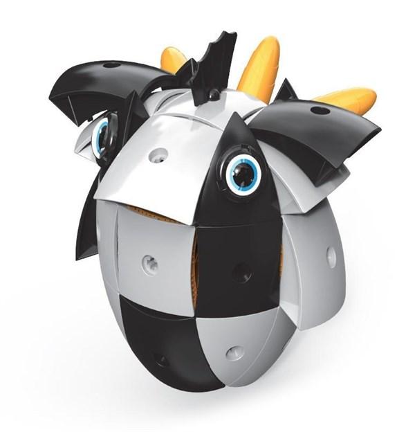 Конструктор детский магнитный Animag Пингвин - фото 8180