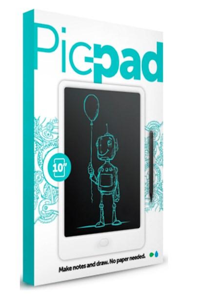 Планшет для рисования с ЖК-экраном Pic-Pad Raindow - фото 8182