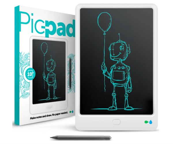Планшет для рисования с ЖК-экраном Pic-Pad Raindow - фото 8183