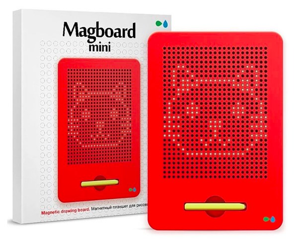 Магнитный планшет для рисования Magboard mini(мятный) - фото 8184