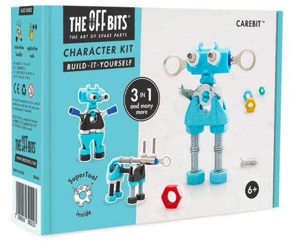 Игрушка-конструктор The Offbits CAREBIT - фото 8189