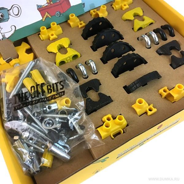 Игрушка-конструктор The Offibits LOADERBIT - фото 8193