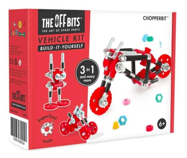 Игрушка-конструктор The Offbits CHOPPERBIT - фото 8204