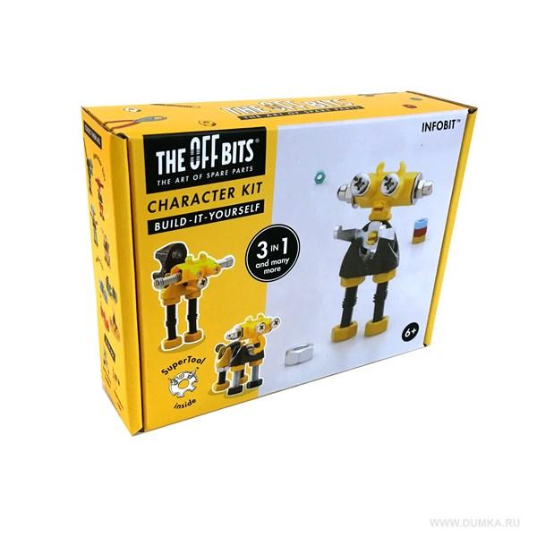 Игрушка - конструктор The Offbits INFOBIT - фото 8207
