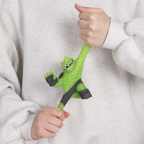 Гуджитсу. Игр.набор тянущихся фигурок Траш и Рок Джо. ТМ GooJitZu - фото 8226