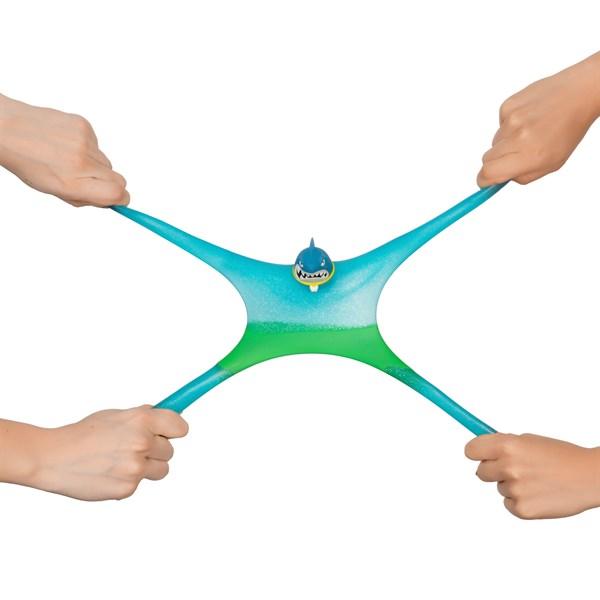 Гуджитсу. Игр.набор тянущихся фигурок Траш и Рок Джо. ТМ GooJitZu - фото 8227