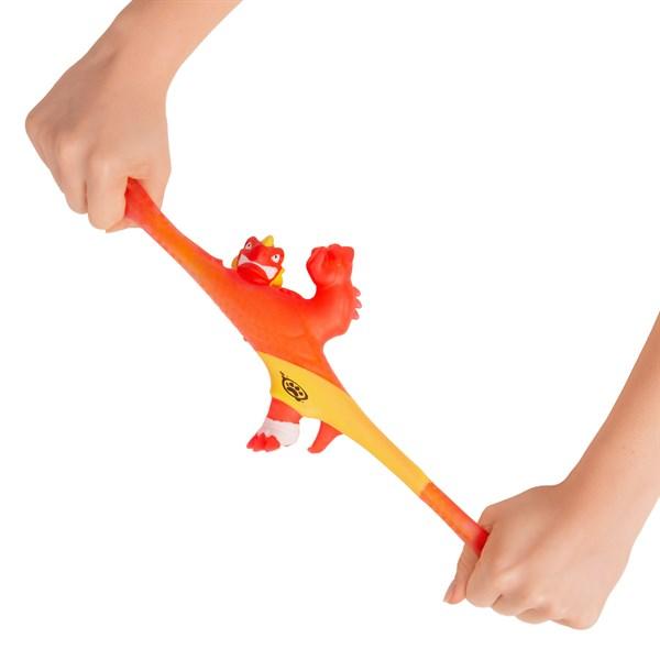 Гуджитсу. Игрушка тянущаяся фигурка Блейзагот. ТМ GooJitZu - фото 8233