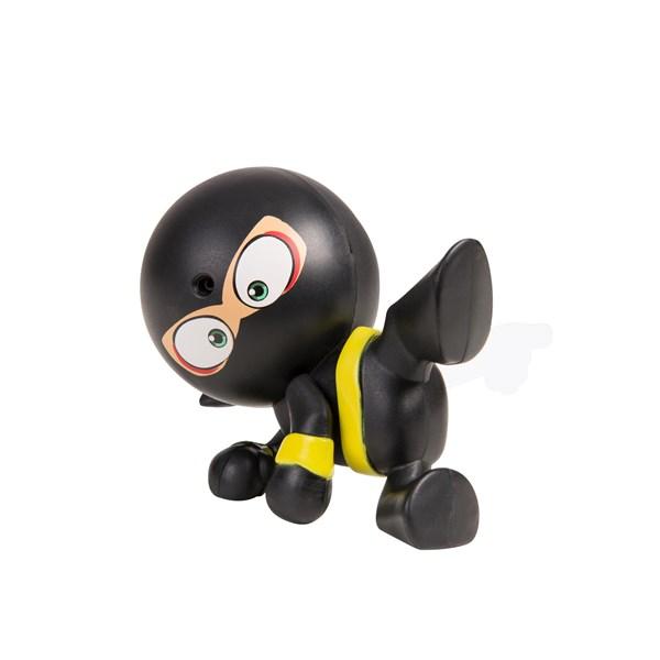 """Фарт Ниндзя.Игрушка """"Пукающий"""" Ниндзя боковой удар черн.TM Fart Ninjas - фото 8316"""