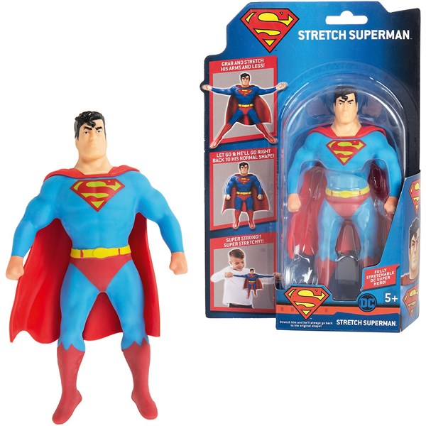 Stretch. Тянущаяся фигурка Мини-Супермен Стретч. - фото 8432