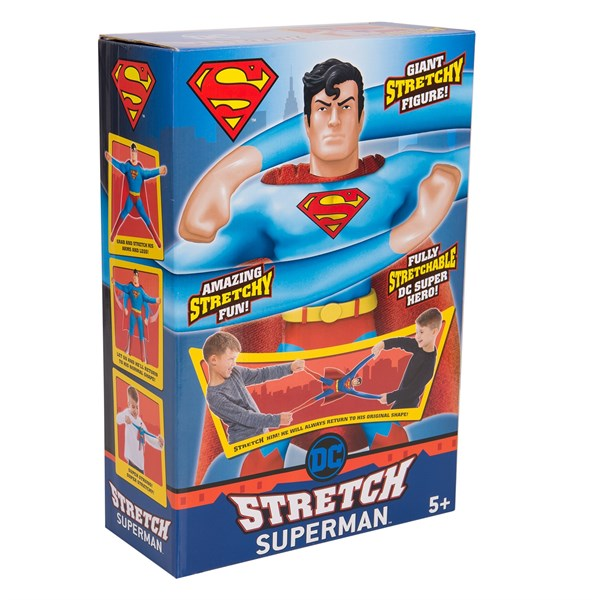 Stretch. Тянущаяся фигурка Супермен Стретч. - фото 8447