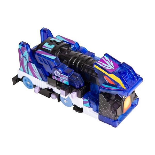 Дикие Скричеры. Машинка-трансформер Гроул л6. ТМ Screechers Wild - фото 8569