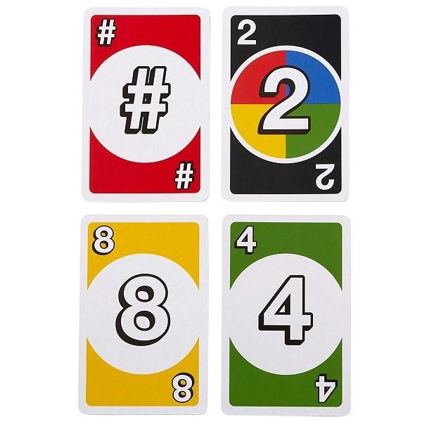 Uno® Карточная игра DOS - фото 8697