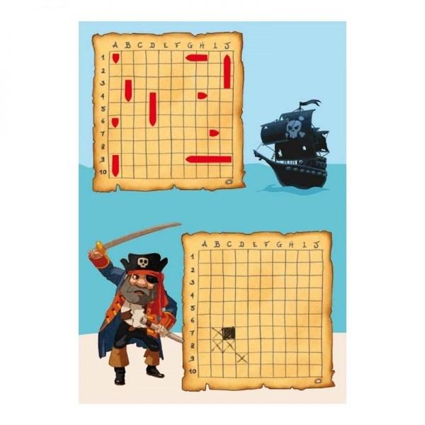 Djeco Мини игра Морской бой - фото 8704
