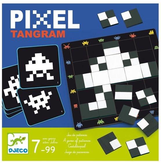 Djeco Настольная игра Пиксели - фото 8711