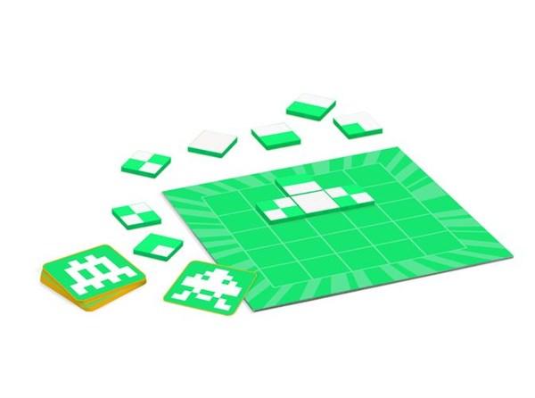 Djeco Настольная игра Пиксели - фото 8712
