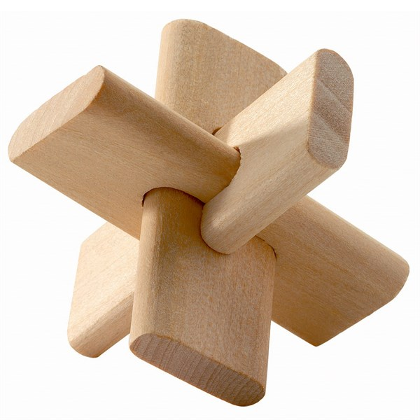 Djeco Набор детских игрушек Дерев. головоломки - фото 8717